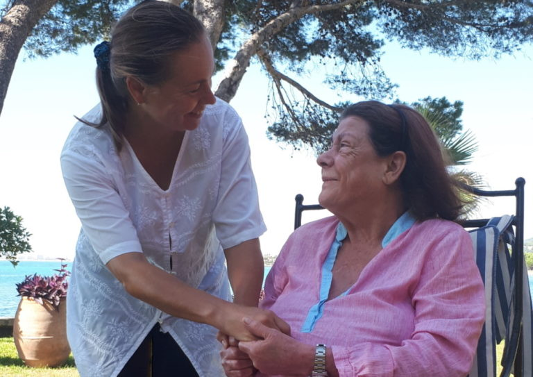 Pflege Mallorca Pflegedienst